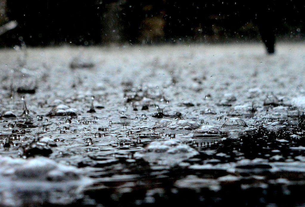 regenwater opvangen